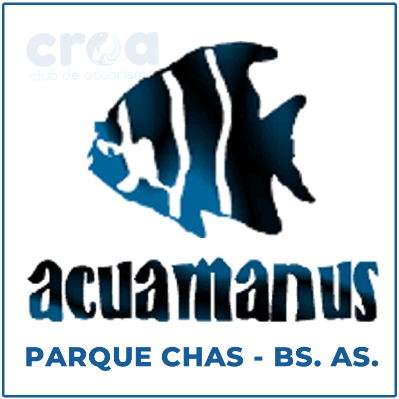 Acuario Acuamanus