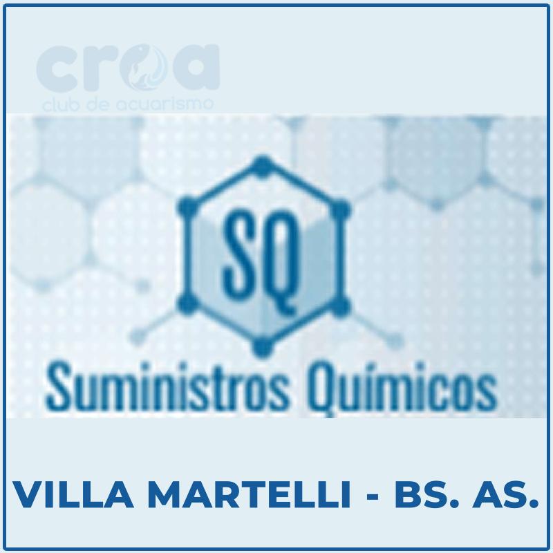 Suministros Químicos – Equipos de Osmosis